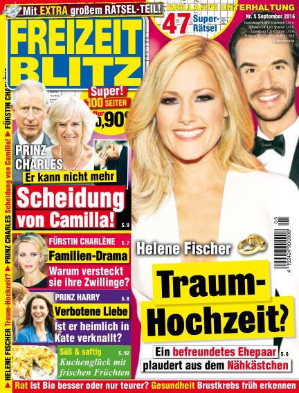 Freizeit Blitz July 27, 2016 00:00