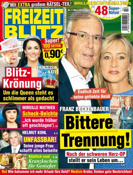 Freizeit Blitz January 25, 2017 00:00