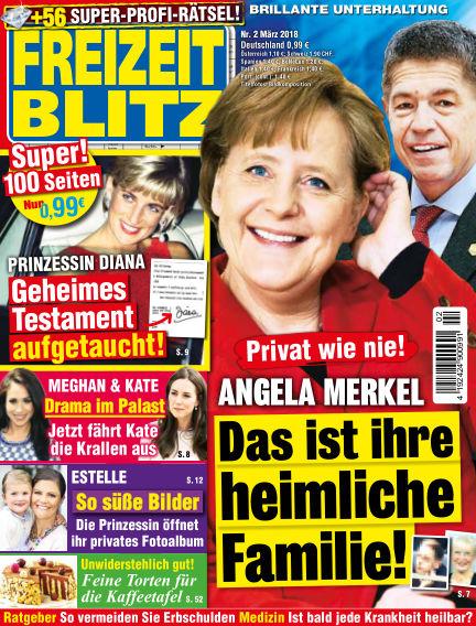 Freizeit Blitz January 24, 2018 00:00