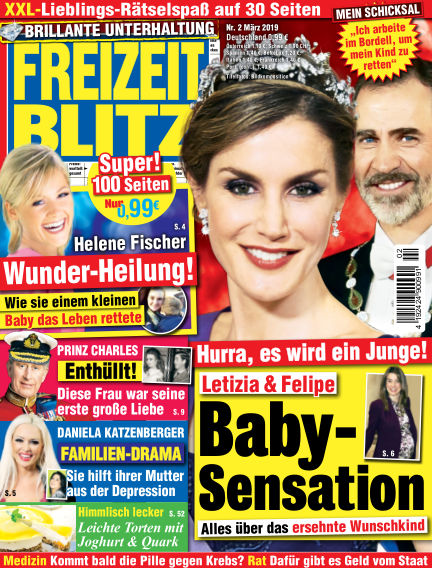 Freizeit Blitz January 30, 2019 00:00