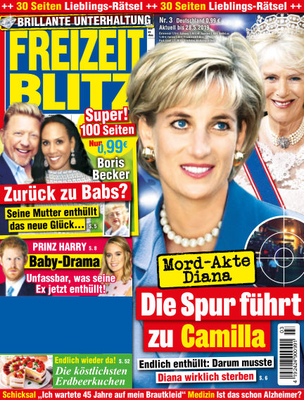 Freizeit Blitz March 27, 2019 00:00