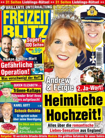 Freizeit Blitz May 29, 2019 00:00