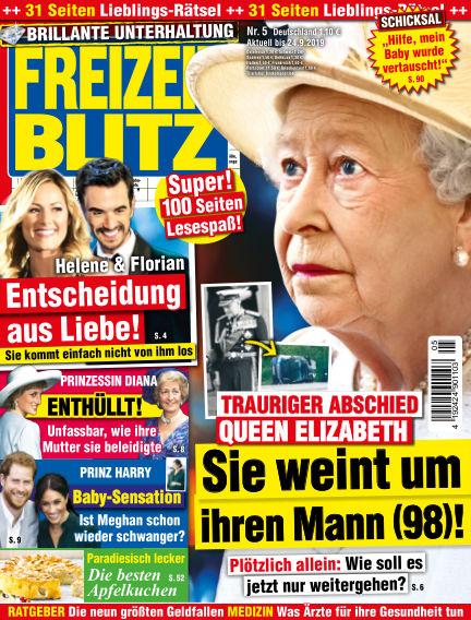 Freizeit Blitz July 31, 2019 00:00