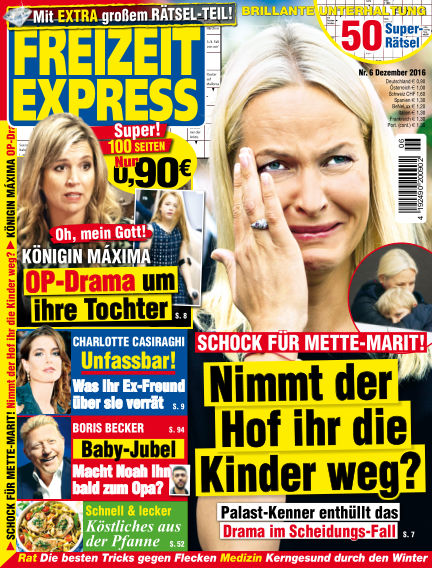 Freizeit Express October 26, 2016 00:00