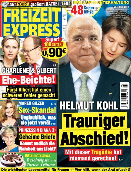 Freizeit Express February 24, 2017 00:00