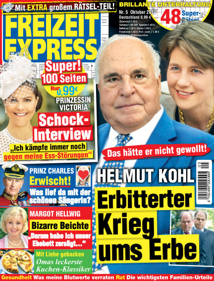 Freizeit Express August 30, 2017 00:00