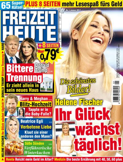 Freizeit Heute December 02, 2016 00:00