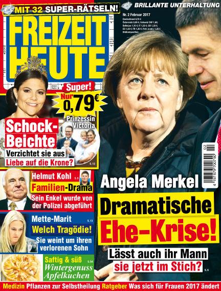 Freizeit Heute January 13, 2017 00:00