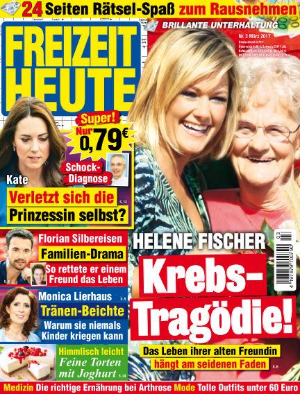 Freizeit Heute February 17, 2017 00:00