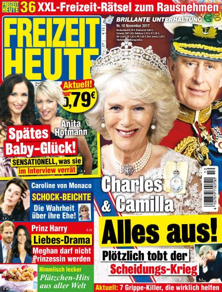 Freizeit Heute October 27, 2017 00:00