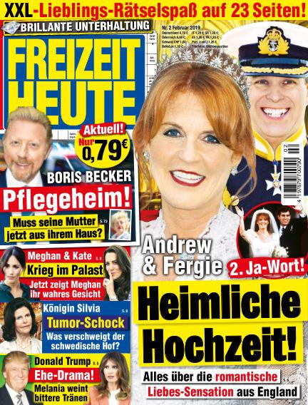 Freizeit Heute January 11, 2019 00:00