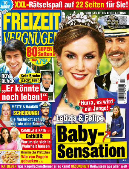 Freizeit Vergnügen October 23, 2019 00:00
