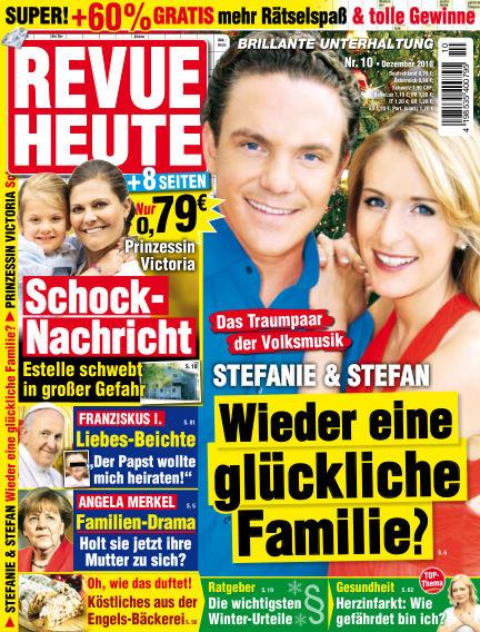 Revue Heute November 09, 2016 00:00