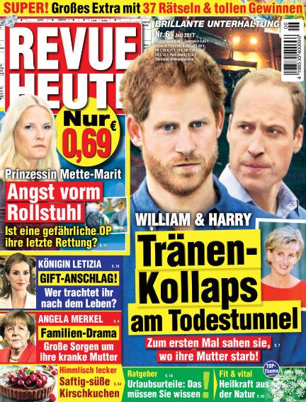 Revue Heute June 21, 2017 00:00