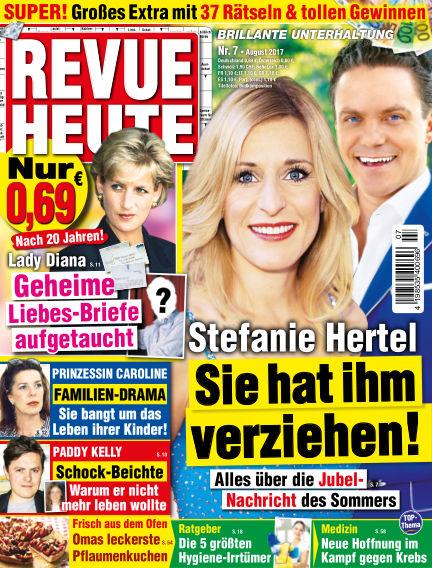 Revue Heute July 26, 2017 00:00