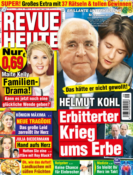 Revue Heute October 06, 2017 00:00