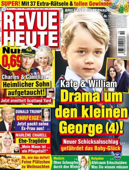 Revue Heute November 15, 2017 00:00