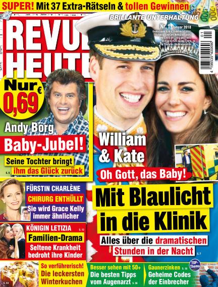 Revue Heute December 20, 2017 00:00