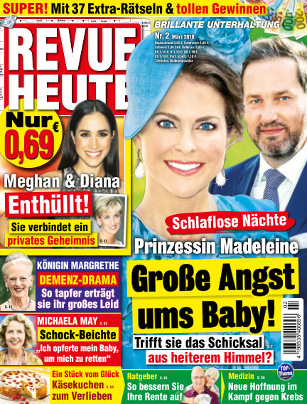 Revue Heute January 31, 2018 00:00