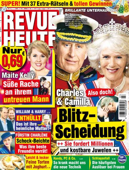 Revue Heute March 07, 2018 00:00