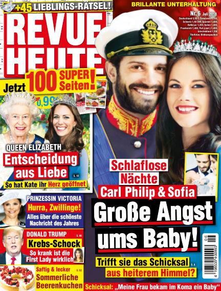 Revue Heute June 27, 2018 00:00