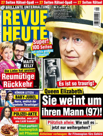 Revue Heute September 05, 2018 00:00