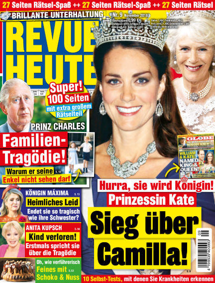 Revue Heute October 10, 2018 00:00