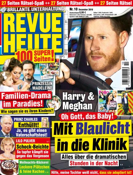 Revue Heute November 14, 2018 00:00