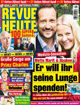 Revue Heute 1/19