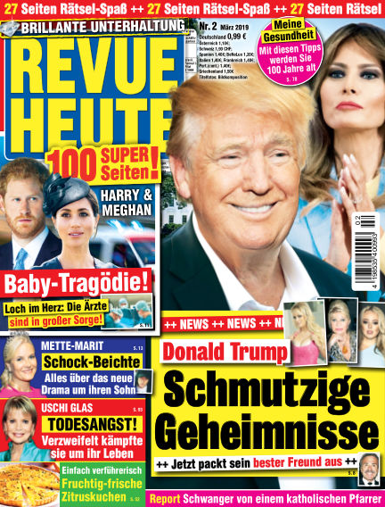 Revue Heute January 30, 2019 00:00