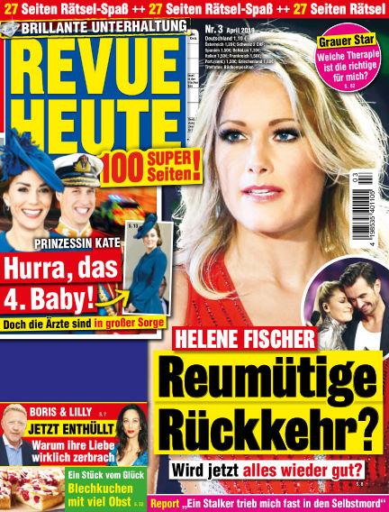 Revue Heute March 06, 2019 00:00