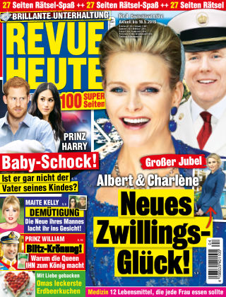 Revue Heute 4/19