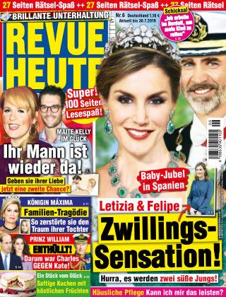 Revue Heute 6/19