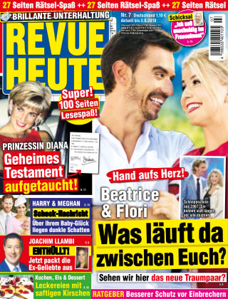 Revue Heute 7/19