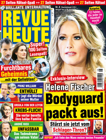 Revue Heute September 04, 2019 00:00