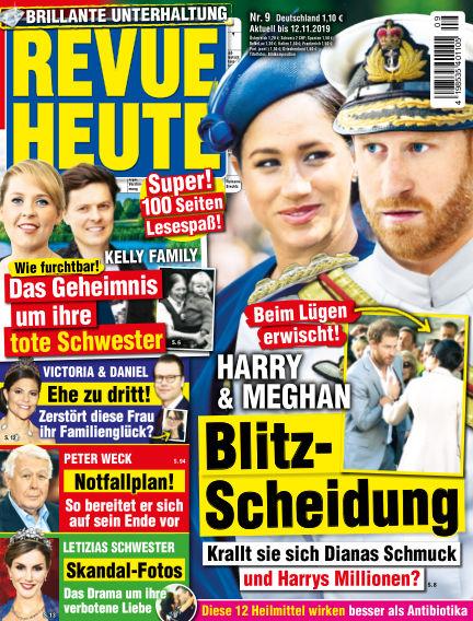Revue Heute October 09, 2019 00:00