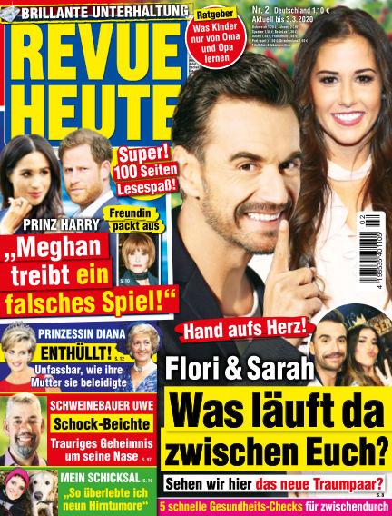 Revue Heute January 29, 2020 00:00