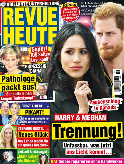 Revue Heute April 08, 2020 00:00