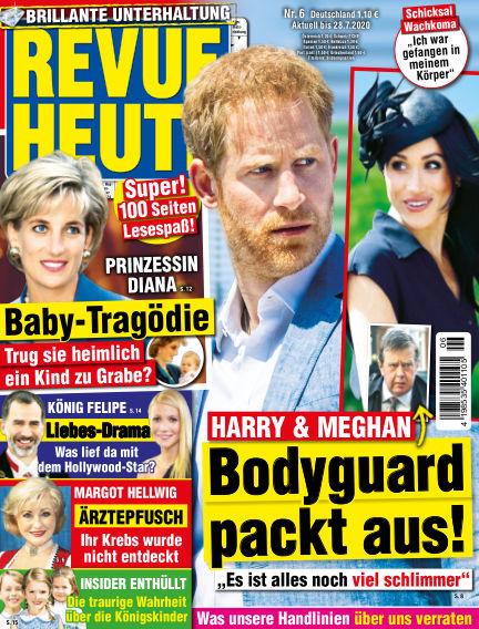 Revue Heute June 24, 2020 00:00