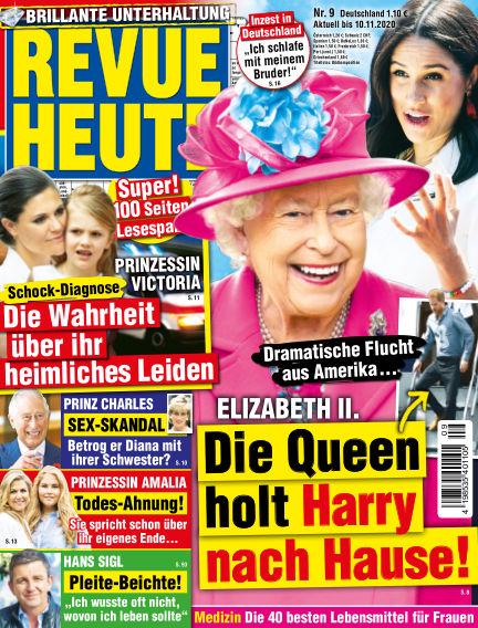Revue Heute October 07, 2020 00:00