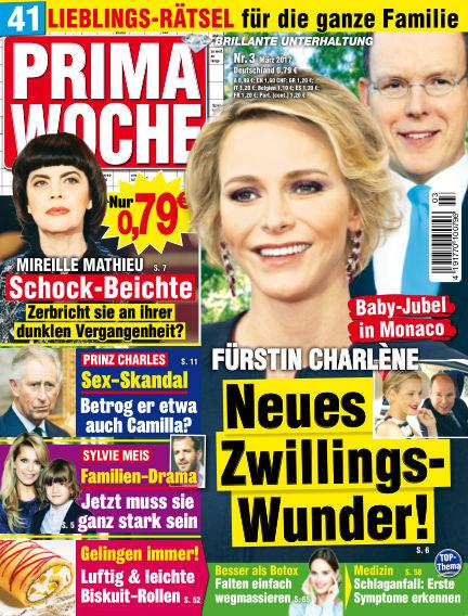 Prima Woche February 08, 2017 00:00