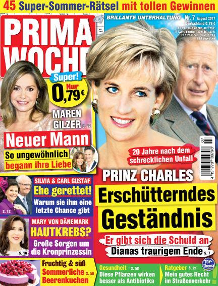Prima Woche July 05, 2017 00:00