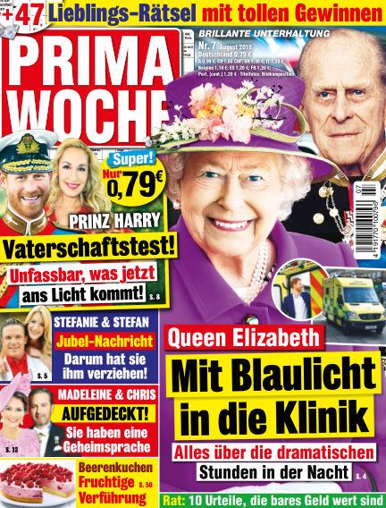 Prima Woche July 04, 2018 00:00