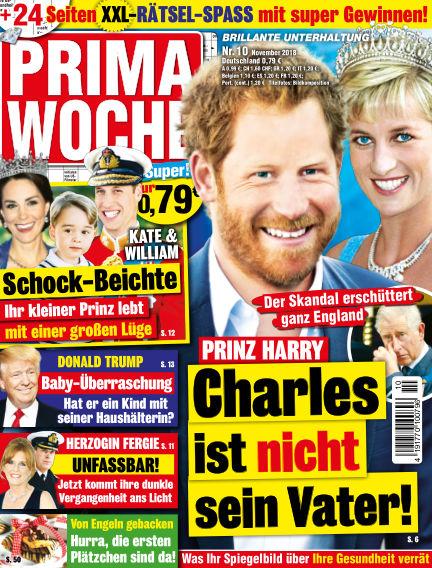 Prima Woche October 17, 2018 00:00