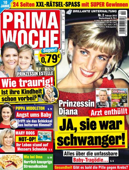 Prima Woche January 02, 2019 00:00