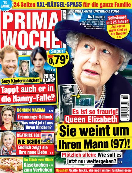 Prima Woche February 06, 2019 00:00