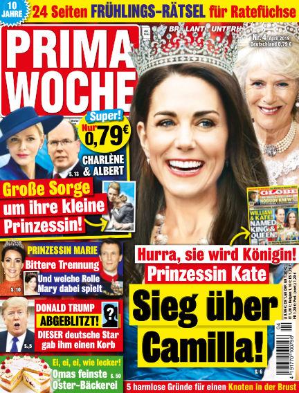 Prima Woche March 13, 2019 00:00