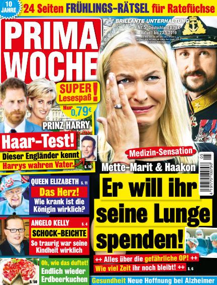 Prima Woche April 17, 2019 00:00