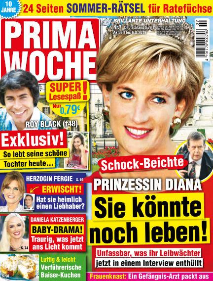 Prima Woche July 03, 2019 00:00