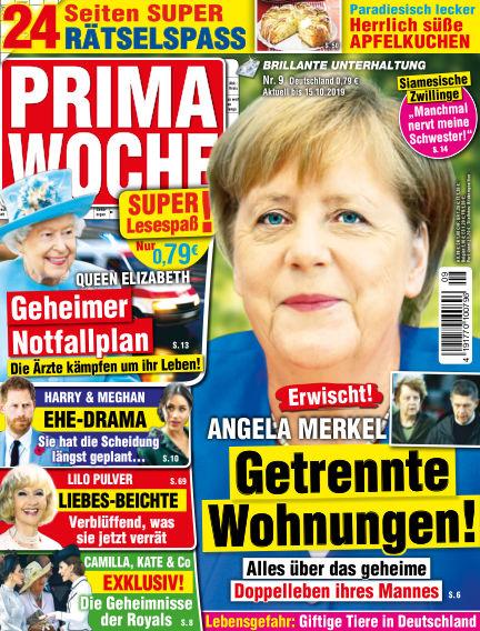 Prima Woche September 11, 2019 00:00